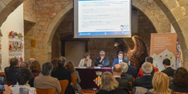 La Generalitat invertirà 6 milions d'euros en equipaments a Cornellà en el marc del Pacte de salut i benestar