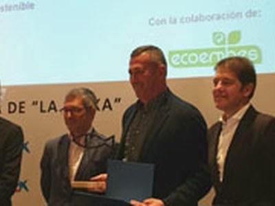 Cornellà recull el 'Premio Ciudad Sostenible' convocat per la Fundación Fórum Ambiental