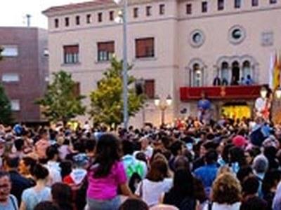 Comença la Festa Major: Pregó i Corndefoc el dijous 20 de juny