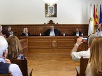 Antonio Balmón és reelegit alcalde de Cornellà per als propers quatre anys