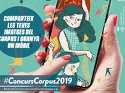 Participa al concurs Instagram del Corpus i guanya premis
