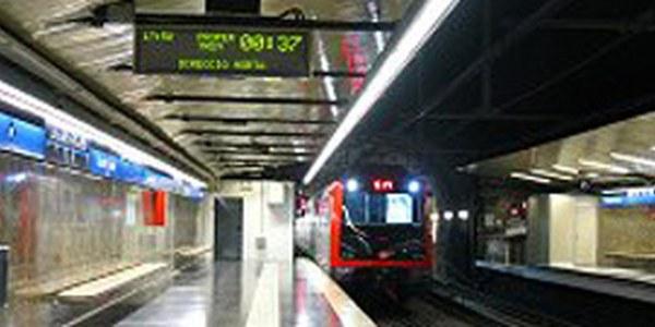 Tall de la L5 del metro entre Can Vidalet i Collblanc del 29 de juliol a l'1 de setembre