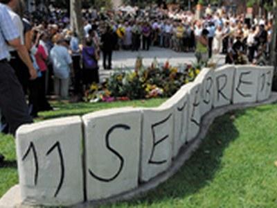 Celebració institucional de la Diada Nacional de Catalunya