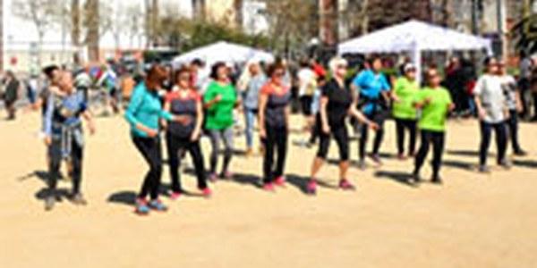 Vine a fer Esport Salut!, Més de 200 activitats a l'aire lliure per a aquesta tardor