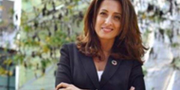 Therese Jamaa, General manager de GSMA, al Cornellà Creació