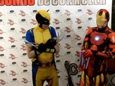 Maribel Conejero, de Granada, s'emporta el premi absolut del Concurs de Còmics