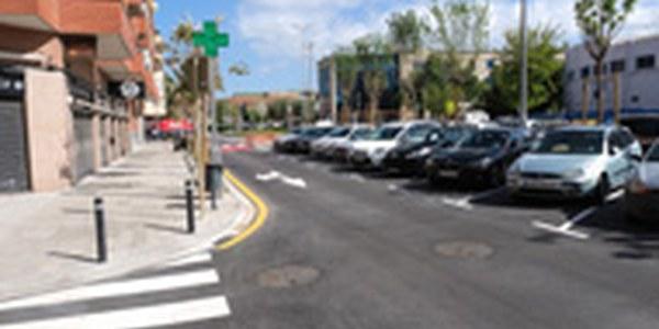 Pacificació del trànsit a la carretera del Prat