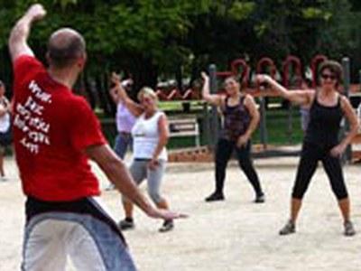 Alimentar-se sa i estar en forma amb el programa Vine a fer Esport Salut!