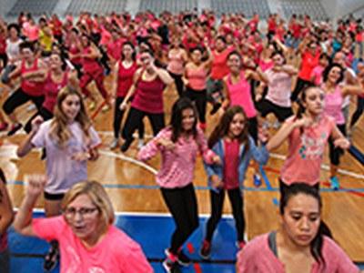 La Quinzena Rosa commemora el Dia Mundial Contra el Càncer de Mama