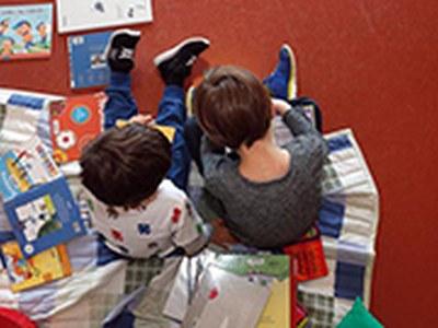 La Xarxa de Biblioteques de Cornellà està preparant la reobertura