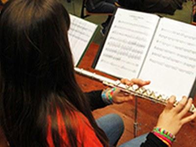 Les preinscripcions per al proper curs de l'Escola Municipal de Música es podran fer del 28 de maig al 9 de juny
