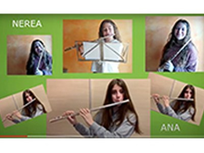 La Cornellà Band edita un vídeo versionant 'Resistiré'