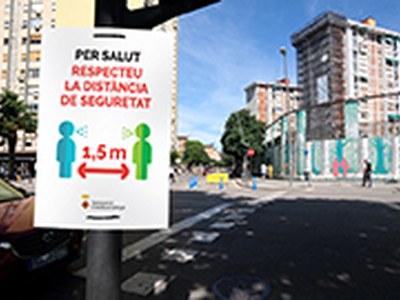 Suspensió dels actes lúdics i festius en l'espai públic fins al 31 d'agost