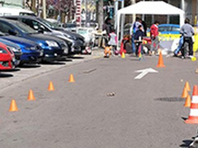 L'Ajuntament tancarà al trànsit de manera definitiva 16 carrers tots els caps de setmana