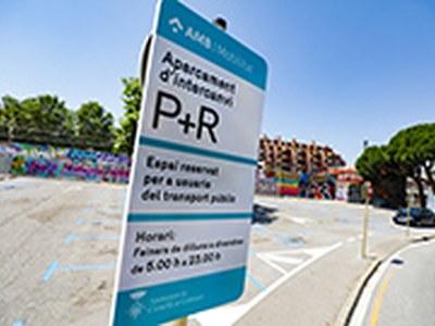 L'1 de juliol es posa en marxa el primer park&ride de Cornellà, al costat de l'estació de rodalies