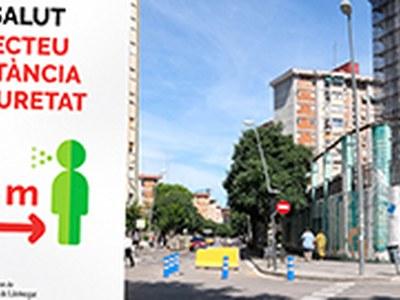 L'Ajuntament de Cornellà demana responsabilitat a la ciutadania per fer front al rebrot de la COVID-19