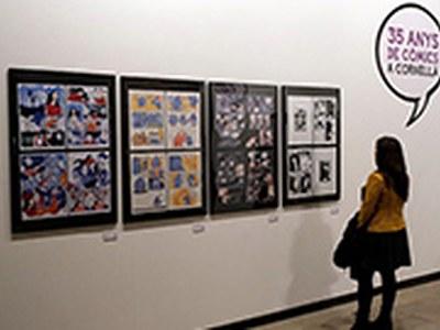 Oberta la nova convocatòria del 36è Concurs de Còmic Ciutat de Cornellà