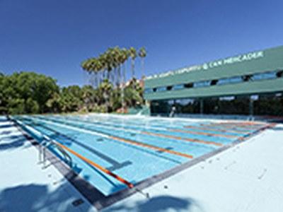 Suspensió d'activitats al PELL i Can Mercader, però es manté el servei de piscina exterior a aquest últim