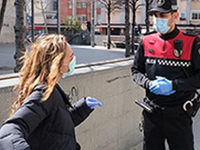 Treball conjunt per informar la ciutadania i controlar els rebrots