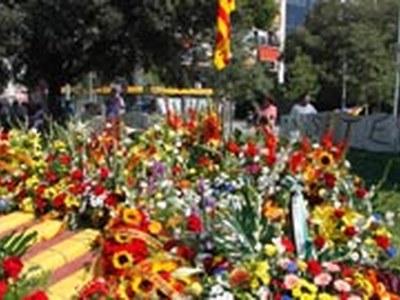 Diada de l'11 de setembre marcada per les restriccions de la COVID-19