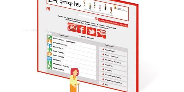 A Prop Teu arriba als 10.000 expedients des dels seus inicis