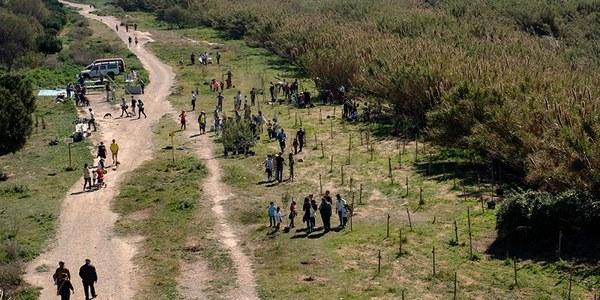 Activitats per cuidar l'entorn del riu Llobregat