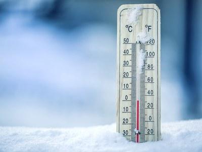 Alerta per les baixes temperatures i risc de forts vents
