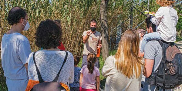 Celebra la Setmana de la Natura, per posar en valor la biodiversitat de la ciutat