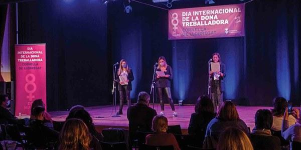 Celebració dels 25 anys del Consell de la Dona
