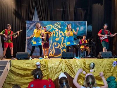 Corpus en Família: espectacles als patis de les escoles i molt més!