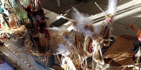 Els Encants de Nadal, amb artesania i creacions d'artistes locals, aquest cap de setmana a Cornellà