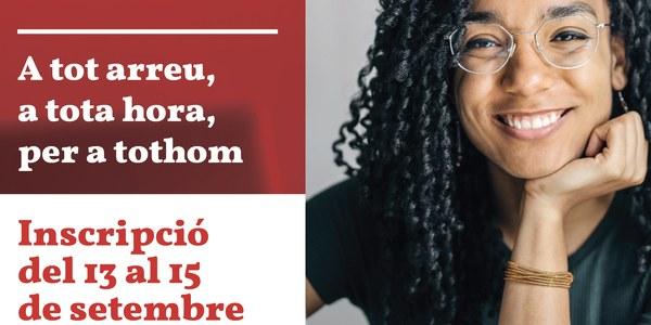 Inscriu-te als nous cursos de català