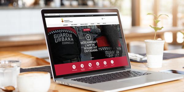 L'Ajuntament renova el seu web, la seu electrònica i el portal dels pressupostos municipals