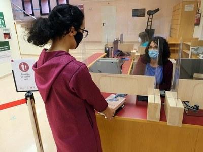 La Biblioteca Marta Mata i la Biblioteca Sant Ildefons obren les sales al 50% d'aforament