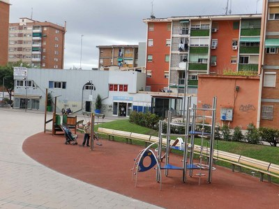 La Diputació de Barcelona invertirà 172.000 euros en projectes comunitaris al barri de Sant Ildefons
