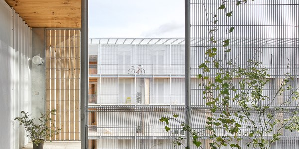 La promoció d'habitatge de protecció de l'avinguda República Argentina guanya un premi FAD