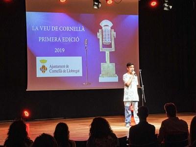 Levi Díaz guanya el concurs televisiu 'La Voz Kids'