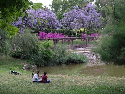 Parcs de Cornellà dins de la Xarxa de Refugis Climàtics