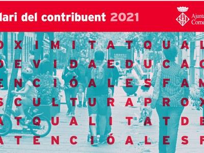 Publicat el calendari fiscal per a 2021