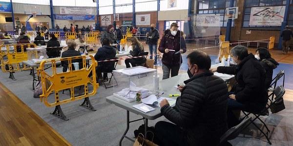 Resultats a Cornellà de les Eleccions al Parlament de Catalunya del 14F