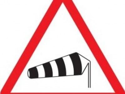 S'activa l'alerta de protecció civil per fortes ventades