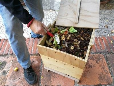 Taller online de compostatge