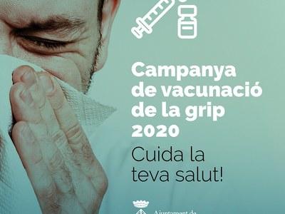 Campaña extraordinaria de vacunación de la gripe