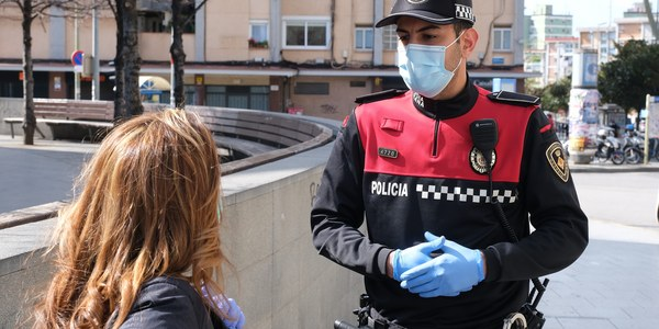 La seguretat en època de pandèmia