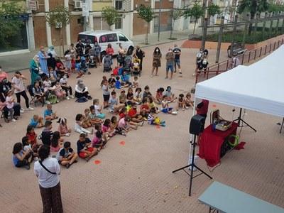 Projectes per enfortir la cohesió social al barri de Sant Ildefons