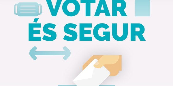 Votar és segur