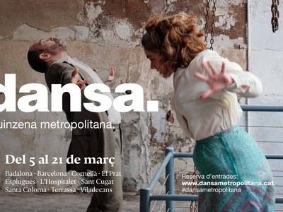 Deu ciutats agermanades per la Dansa Metropolitana