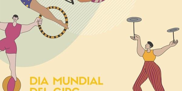 Tres espectacles de clown, malabars i acrobàcia per celebrar el Dia Mundial del Circ