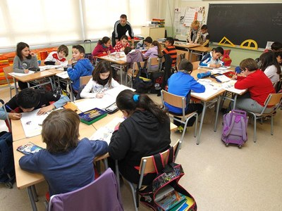 Educació primària (de 6 a 12 anys)