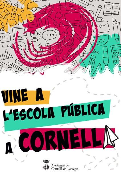 El cartell d'Alex Carrillo, guanyador del concurs